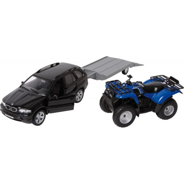 Small Foot Company Voiture miniature Ensemble Offroad