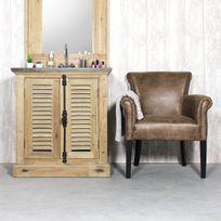 meuble salle de bain bois - Achat meuble salle de bain bois pas ...