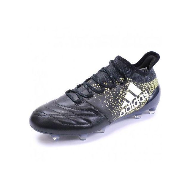 cheap for discount 20b28 b9a40 Adidas originals - Chaussures X 16.1 Fg Cuir Football Noir Homme Adidas