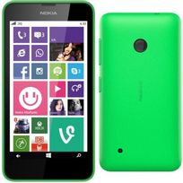 Nokia - Lumia 635 vert débloqué