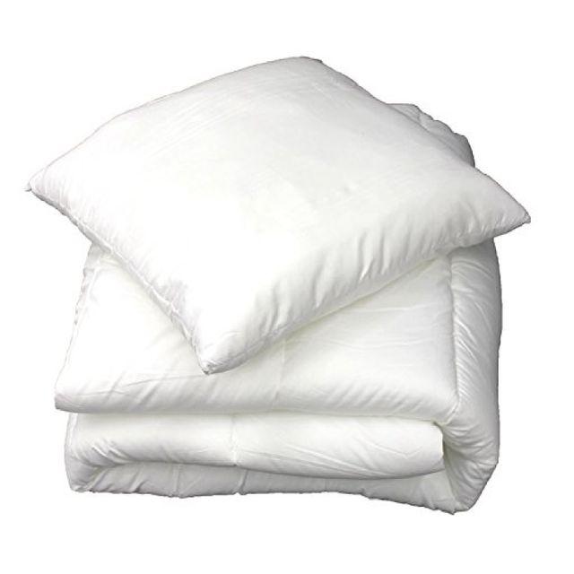 Douceur D'INTERIEUR - Couette blanche 220 x 240 cm 2 personnes 220cm x 240 cm
