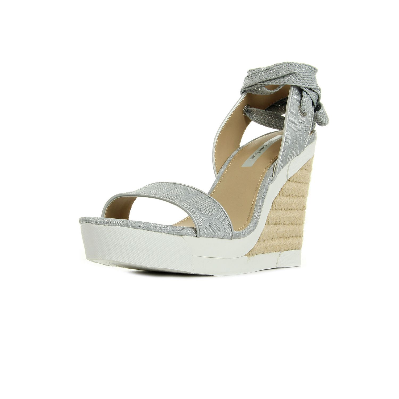 Chaussures De Plate-forme Coretta Wit Calvin Klein H0tDTEzA2