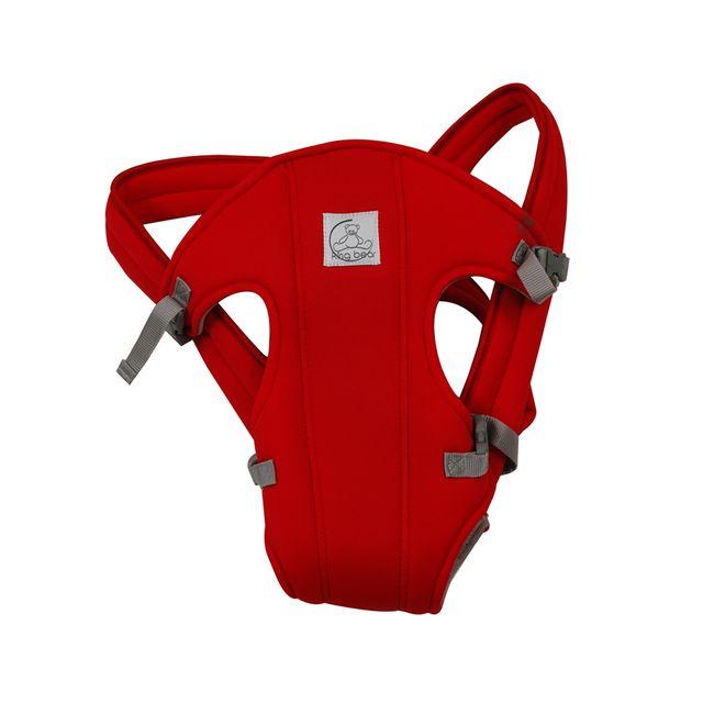 King Bear - Porte-bébé Jumbo - Rouge - pas cher Achat   Vente Porte ... 7fbc0748f43