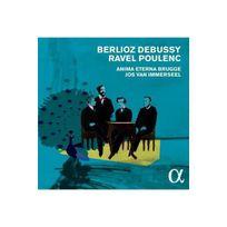 Alpha - Berlioz, Debussy, Ravel, Poulenc