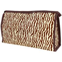 Promobo - Grande Trousse de Toilette Maquillage Mode Animal Panthere