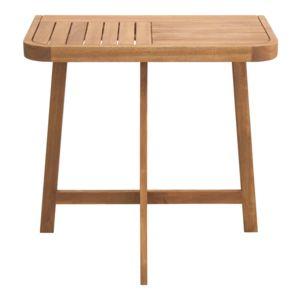 alin a youk demi table haute d 39 appoint pliante en acacia huil 2 places pas cher achat. Black Bedroom Furniture Sets. Home Design Ideas