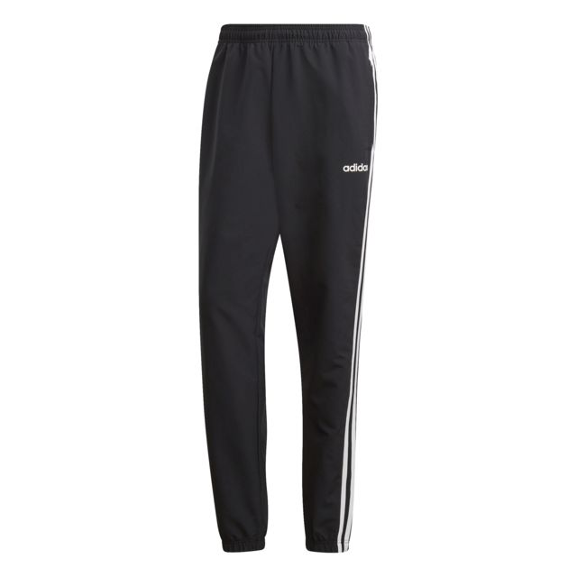 Adidas Pantalon coupe vent Essentials 3 Stripes pas cher