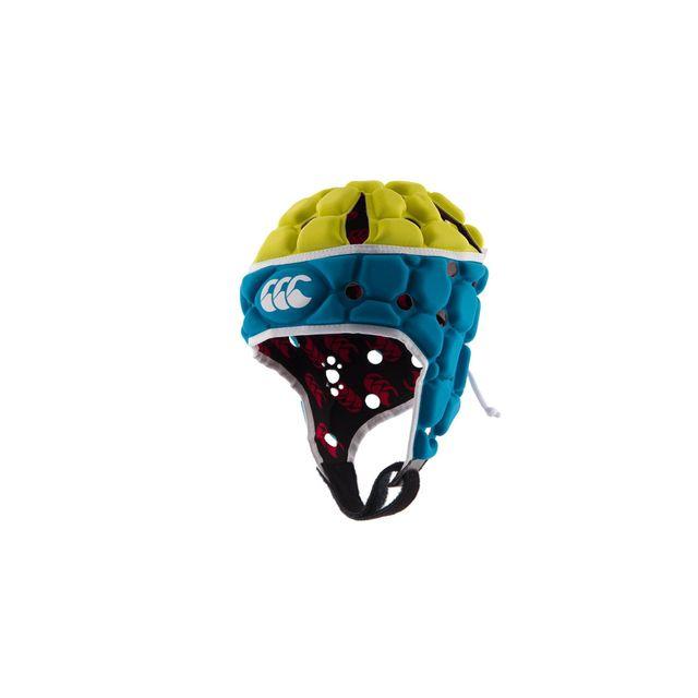Canterbury - Casque de rugby Ventilator jaune-Bleu - pas cher Achat ... 1556e5ca2ab5