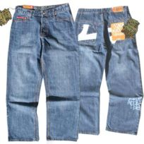 Lordz - Jeans baggy Hi-Five Stone