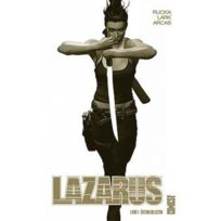 Glenat Comics - Lazarus tome 1 ; pour la famille