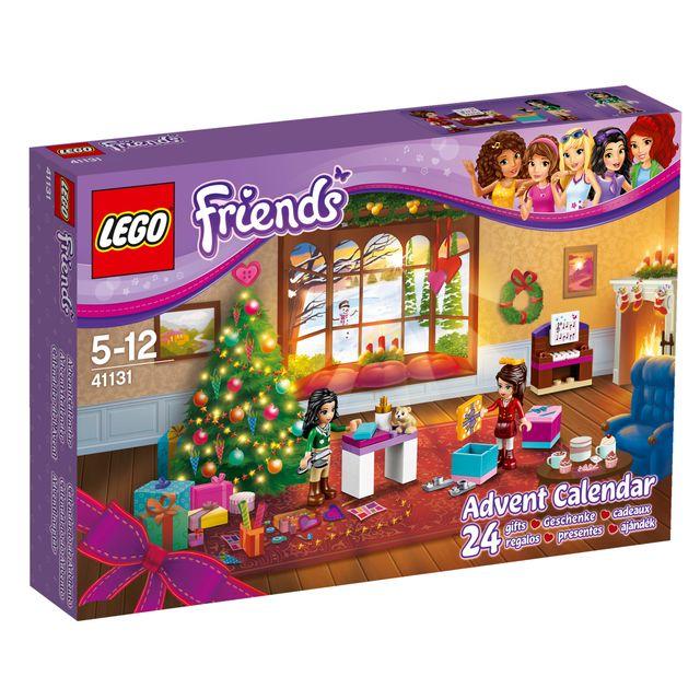 Calendrier De L Avent Lego Star Wars Carrefour.Friends Le Calendrier De L Avent 41131