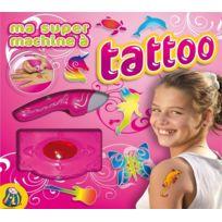 POTENTIER - COMME UNE STAR - Ma super machine tatoo - 9686