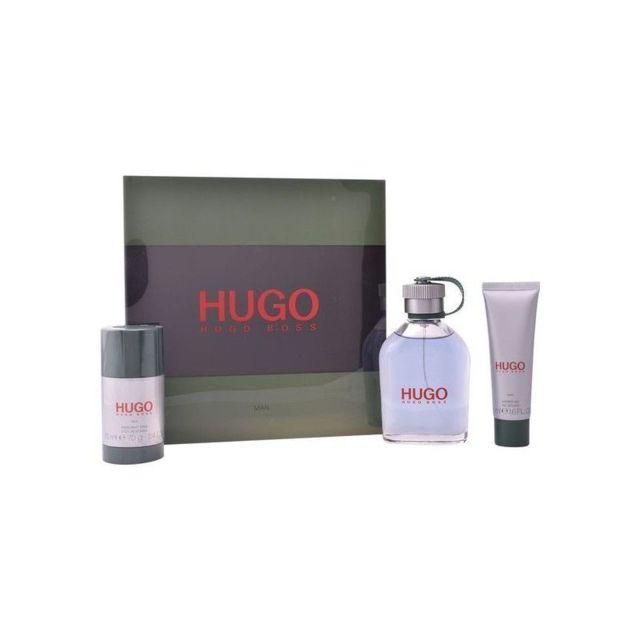Hugo Boss Set De Parfum Homme Boss 3 Pcs Pas Cher Achat Vente