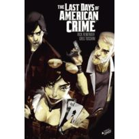 Jungle - last days of american crime ; intégrale