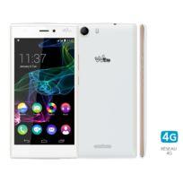 WIKO - Ridge 4G Blanc Or
