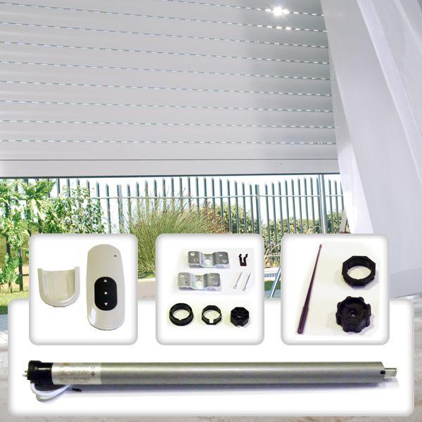 dhumler moteur volet roulant et store sans fil 40kg dhum35r 13 14 pas cher achat vente. Black Bedroom Furniture Sets. Home Design Ideas