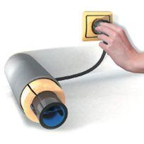 EMATRONIC - Câble chauffant électrique extérieur 6m 72W