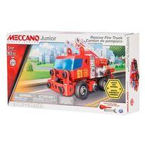 Meccano - Camion de pompiers deluxe