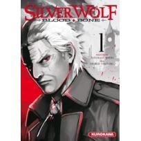 Kurokawa - silver wolf T.1