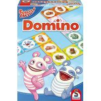 Schmidt Spiele - 40563 - Jeu De Réflexion - Avale-soucis - Domino