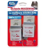 BSI - lot de 2 pièges à souris - 3202