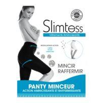 Slimtess - Panty Minceur Noir Choississez votre taille M
