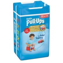 Huggies - Pull Ups Economy Garçon Taille 6 L 16-23 Kg couches