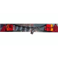Topcar - Rampe d'éclairage complète pour remorque bagagère 16135