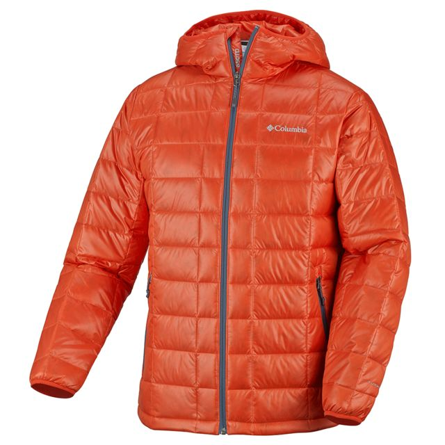 Doudoune à capuche Trask Mountain 650 Turbodown Hooded Jacket