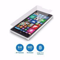 Cabling - Nokia Lumia 930 Protection écran Film Protection d'écran en Verre Trempé Glass Screen Protector Vitre Tempered pour Lumia 930- Dureté 9H, Ultra-mince 0.20 mm, 2.5D Bords Arrondis- Anti-rayure, Anti-traces de doigts, Haute transparence
