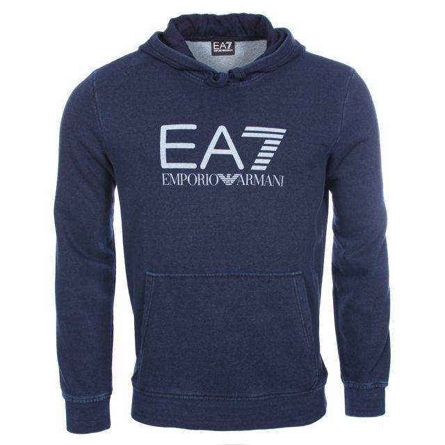 ca9e0640cac Armani - Ea7 homme - Sweatshirt Ea7 274737 6P605 - pas cher Achat ...