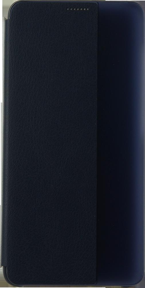 Flip View Cover Mate 10 Pro - Bleu nuit