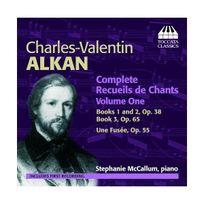 Toccata Classics - Complete Recueils De Chants 1