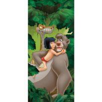 Bebegavroche - Poster porte Le Livre de la Jungle Disney 90X202 Cm