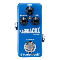 Tc-electronic - Tc Electronic Flashback Mini Delay - Pédale delay guitare