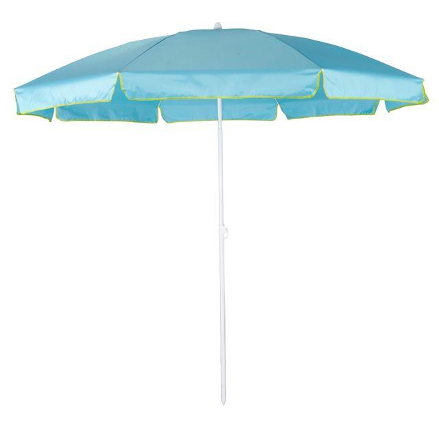 CARREFOUR   Parasol de Plage   Imprimé   Ø 240 cm   2245MTPP   pas