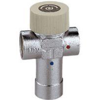 Caleffi - 520540 - Mitigeur thermostatique - réglable 3/4'' 40÷60°C