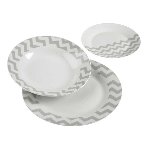 Versa Coffret vaisselle 18 pièces \