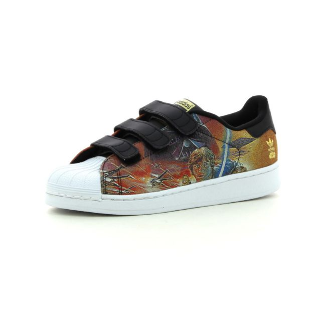 cheap for discount sells new lifestyle Adidas originals - Baskets basses Superstar Star Wars - pas ...