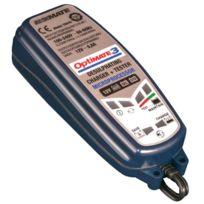 Tecmate - Chargeur de Batterie Optimate 3 12V 2>50Ah