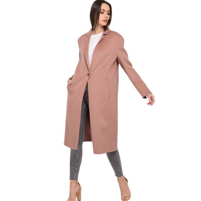 le dernier 01968 4bf2e Manteau léger en laine