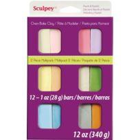 Sculpey Iii - Multi Packs-pastels