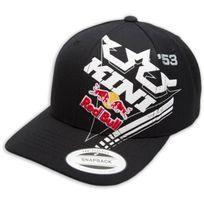 Kini Red Bull - Ribbon - Bonnet - noir