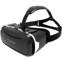 Oem - Casque Vr pour Sony Xperia M4 Aqua Smartphone Realite Virtuelle Lunette Jeux Reglage Universel