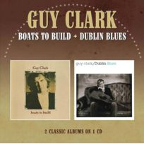 Cherry Red - Guy Clark - Boats to build | Dublin blues Boitier cristal