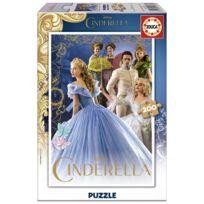 Educa Borras - Puzzle 200 pièces : Cendrillon, le Film