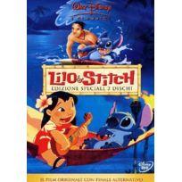 The Walt Disney Company Italia S.P.A. - Lilo & Stitch SPECIAL Edition, SPECIAL Edition IMPORT Italien, IMPORT Coffret De 2 Dvd - Edition simple