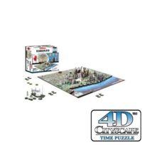 4D Cityscape - Puzzle 4 Dimensions Toronto - CityScape