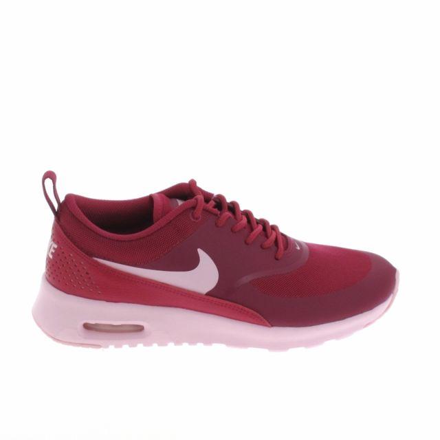 uk availability 2ee90 77fb0 Nike - Air Max Thea Fushia - pas cher Achat   Vente Baskets femme -  RueDuCommerce