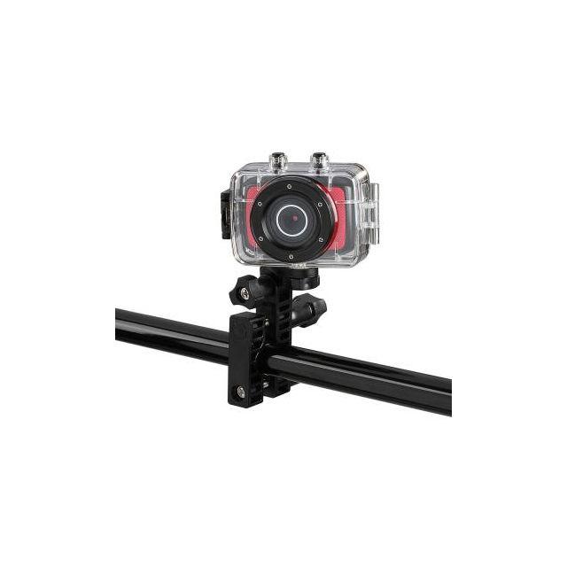 Clip Sonic Technology Caméra de sport Hd miniature X97PC Filmez vos exploits sportifs Avec cette caméra de sport miniature, enregistrez en Hd chacun de vos exploits afin de pouvoir les partager et les visionner à linfini ! La X97PC est une caméra polyvale